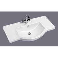 Semi-Reccessed Vanity Top C92-900-1TH