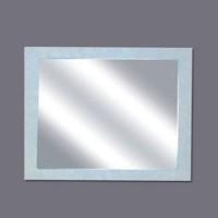 Mirror with White Poly Frame KS-9075