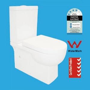 Apollo Toilet Suite