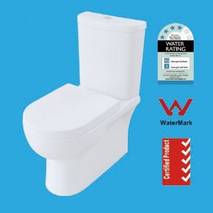 Hestia Toilet Suite