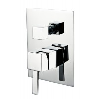 Shower Wall Mixer with Diverter HD502
