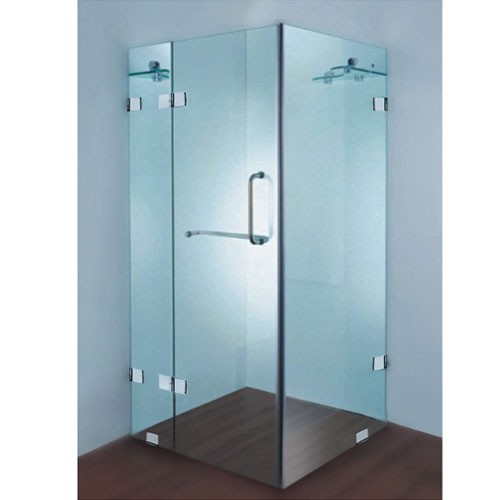 Frameless Shower Screen Y02 900